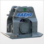 Вибротрамбовки Daemo